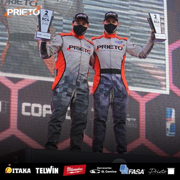 Carlos Prieto Soto Pionero del Copec RallyChile